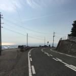 ナルシストの丘入り口