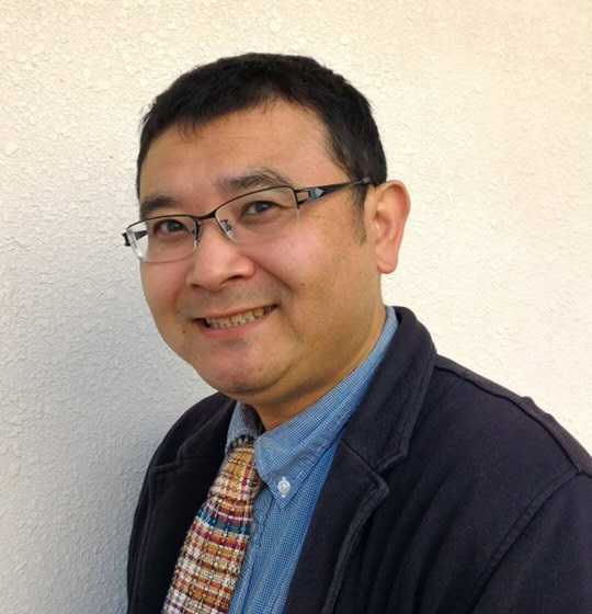 内藤豊さん