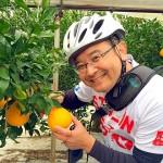 ハナウタカジツさんと自転車塾