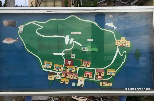 湯島簡易地図