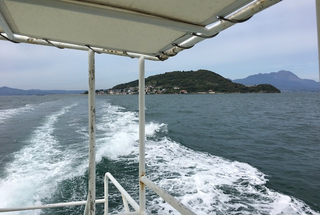 湯島船移動