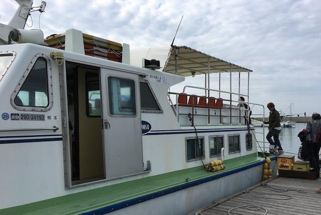 湯島定期船