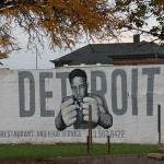 デトロイト落書き