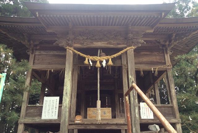 本村熊野座神社