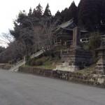 坂下阿蘇神社駐車場