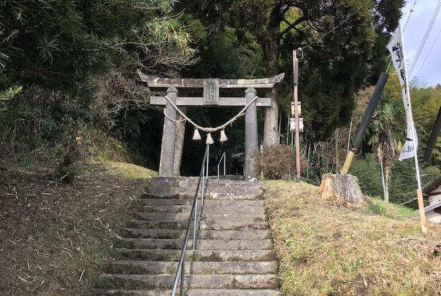 南関町八剱神社