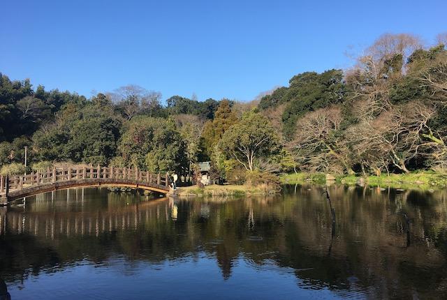 八景水谷水源
