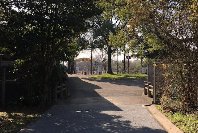 動植物園入口