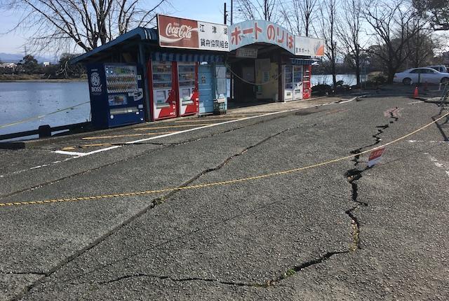 駐車場被害