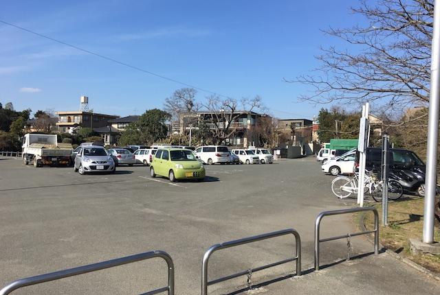 神水駐車場