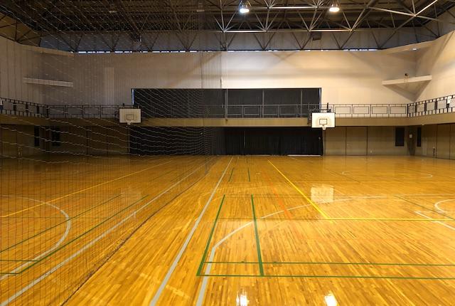 浜線健康パーク体育館