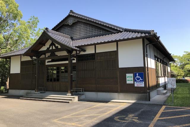 浜線健康パーク武道場