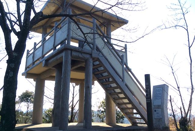高舞登山展望所