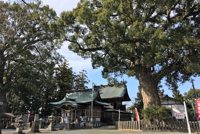豊福阿蘇神社