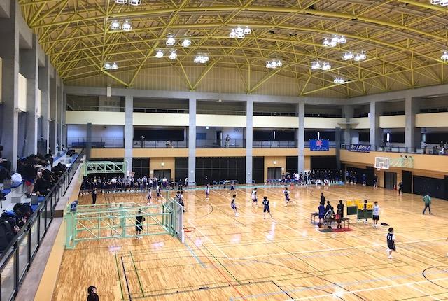 城南総合スポーツセンター