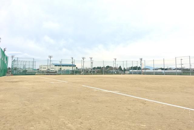 城南総合スポーツセンタースポーツ広場