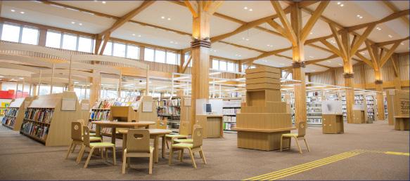 城南図書館