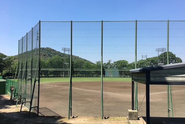 熊本県民総合運動公園軟式野球場