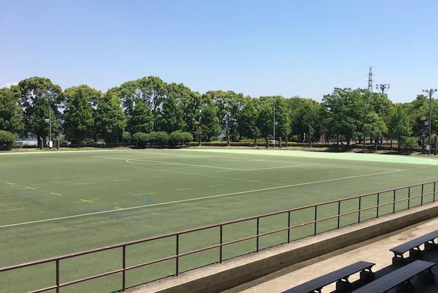 熊本県民総合運動公園スポーツ広場