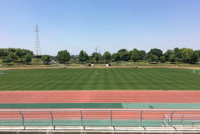 熊本県民総合運動公園補助競技場