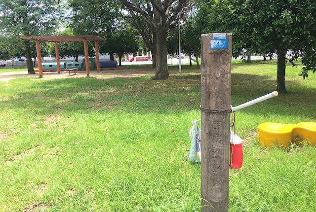 秋津西公園