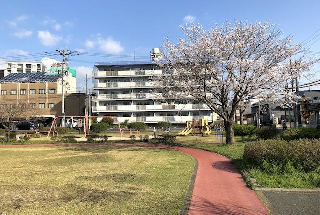 八王寺公園