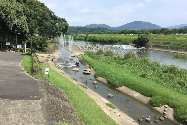 水遊び公園