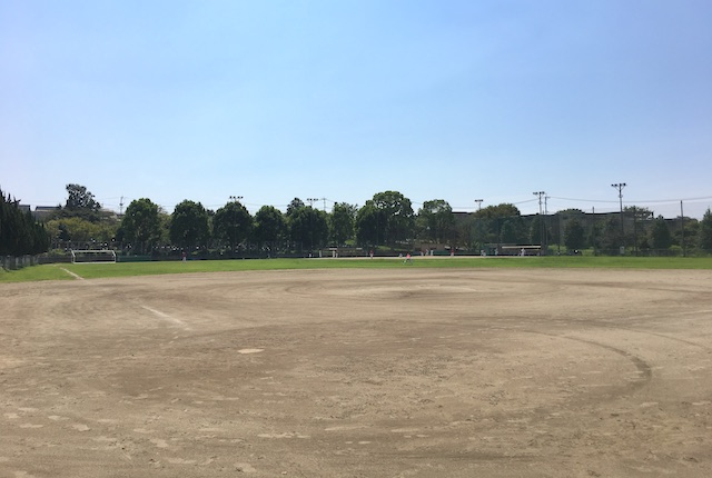新地野球場