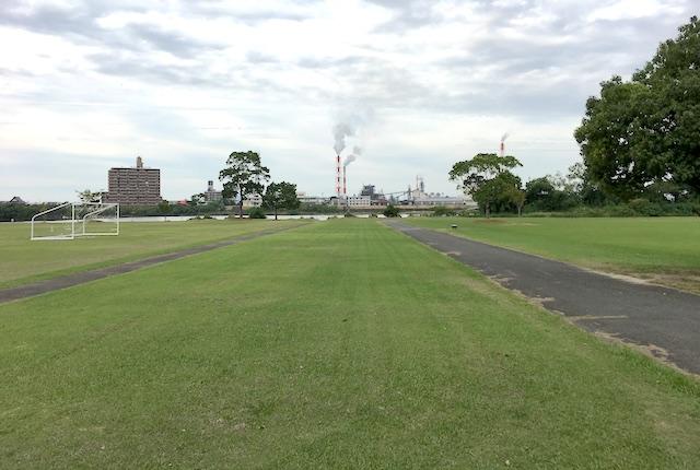 球磨川河川緑地公園