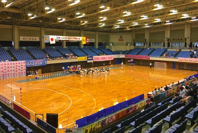県立体育館