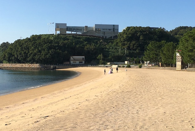 鶴ヶ浜海水浴場