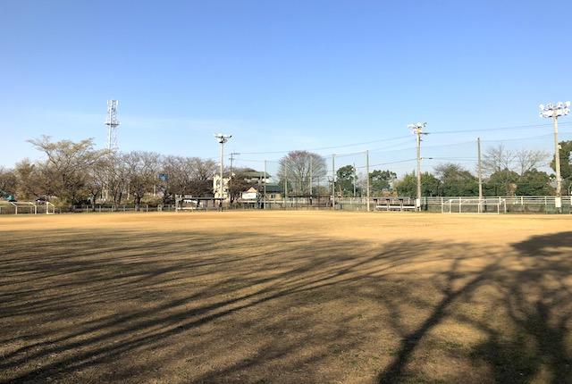 嘉島町営運動場