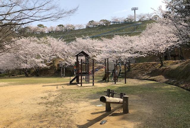 岡岳公園児童広場