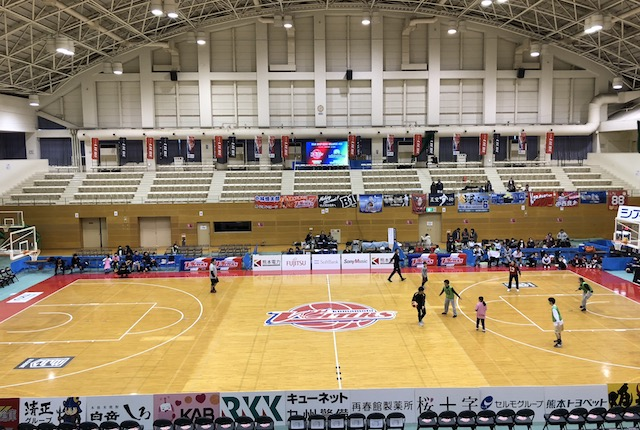 菊池体育館