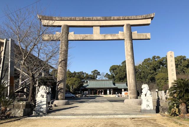 熊本県護国神社