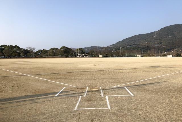 津奈木町総合運動公園