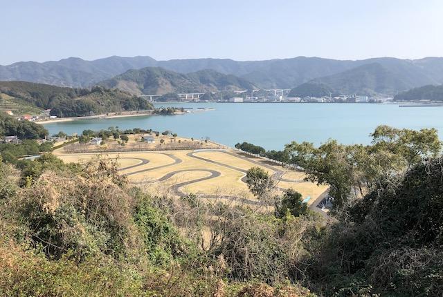 御立岬公園ゴーカート場