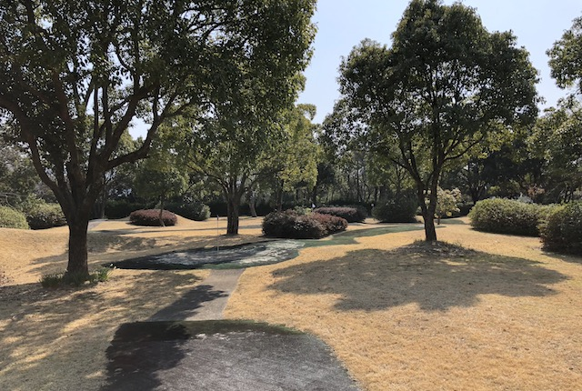 御立岬公園パターゴルフ場