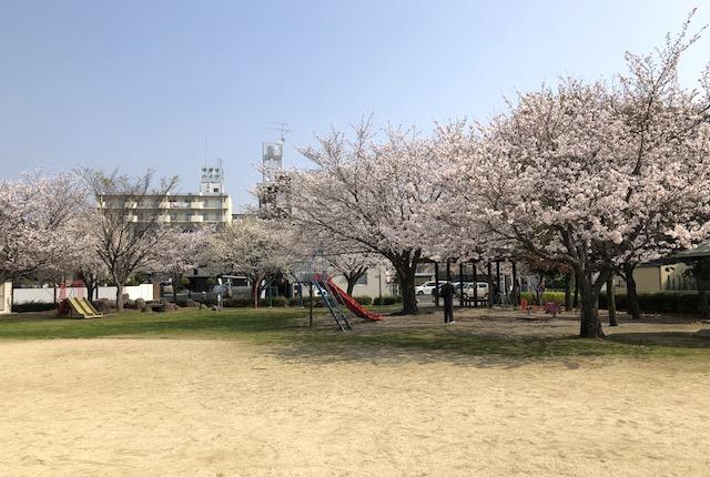 島崎二丁目公園