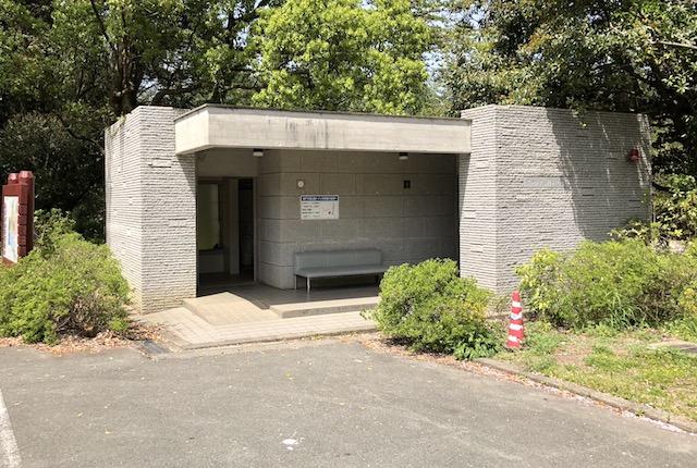 岩戸の里公園トイレ