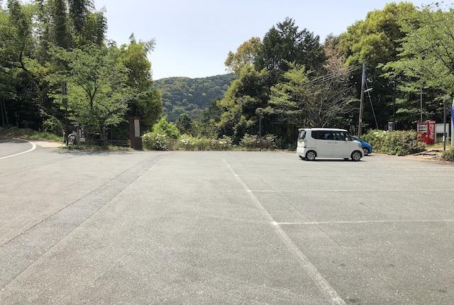 岩戸の里公園駐車場