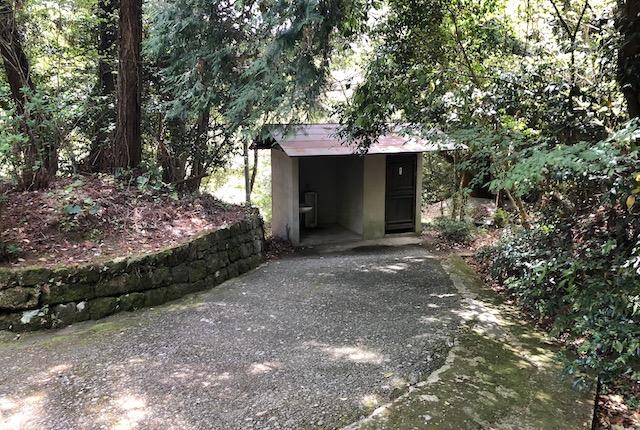 霊巌洞トイレ