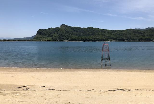 小島海水浴場