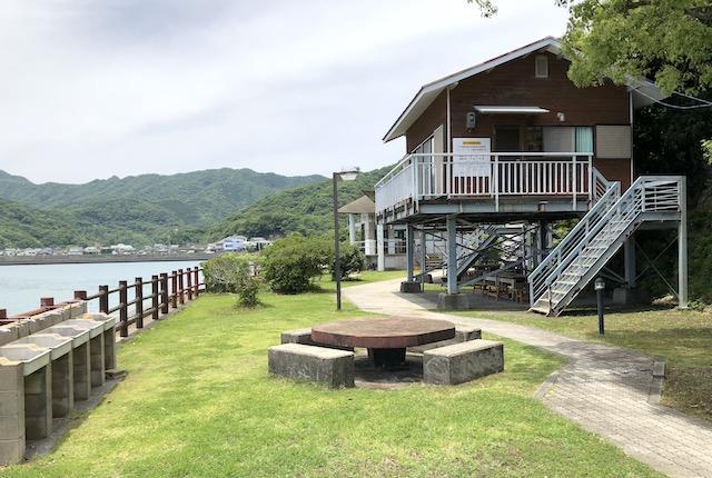 小島公園キャンプ場