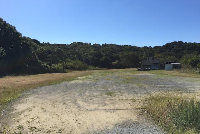 樋合島駐車場