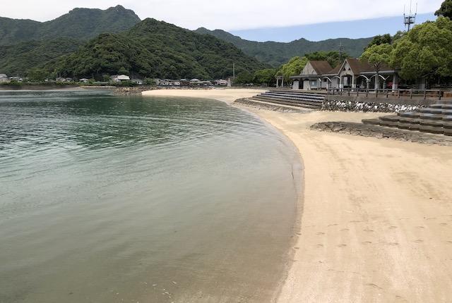 諏訪海水浴場