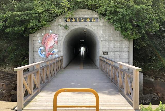 鯛夢トンネル