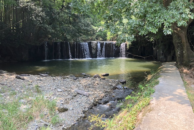 釘ノ花の滝