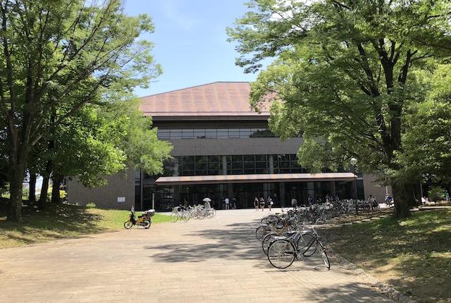 熊本市総合体育館
