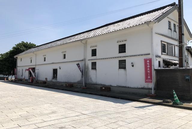旧三角海運倉庫